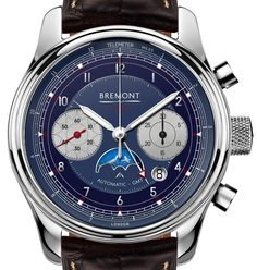 With the British Royal Air Force, Bremont has launched a limited edition chronograph GMT called the Bremont 1918. Read all the details on aBlogtoWatch.com