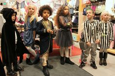 BEAUTY IS MY TREASURE Cool Kids, Punk, Photo And Video, Children, Party, Blog, Style, Fashion, Young Children