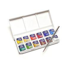 Grafitti - Materiais Para Desenho, Pintura e Artesanato winsorenewton  12 c 98,00