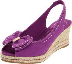 Naturalizer Women's Bola Espadrille Shoes #RadiantOrchid color 2014
