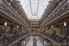 Cleveland Arcade-Historic Gateway District-4th Street-Landmark-Euclid Avenue