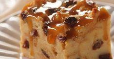 Raisin Bread Pudding - At Home With My Honey - Dessert Bread Recipes Pudding Desserts, Köstliche Desserts, Pudding Recipes, Bread Recipes, Delicious Desserts, Cake Recipes, Dessert Recipes, Cheesecake Pudding, Raisin Bread Pudding
