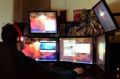 Nerd life by MajCS4, via Flickr