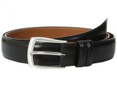 Trafalgar Hamden (Black) Men's Belts