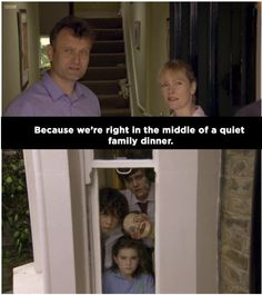 """When the Brockmans tried so hard to be a normal family: 