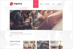 6 New Awesome WordPress Themes from ThemePURE
