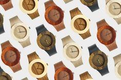 Relógios ecológicos