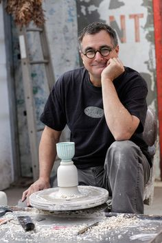 Michael Sherrill. Love Mudtools. Our absolute favorite in the studio!