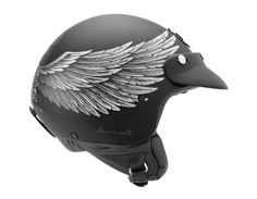 Class A design - check out the rear of the helmet. I like th visor on this one too. NEXX Helmets   Eagle Rider sport helmets: www.allsporthelmets.com