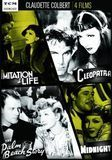 TCM Showcase Claudette Colbert: Imitation of Life/Cleopatra/The Palm Beach Story/Midnight [DVD], 20955083