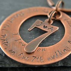 Personalized Copper Gift. Copper by PersonalizedTreazure on Etsy