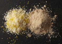 Have you tried making your own Lemon Kissed Salt and Spiced Sugar?  What would you use them for?
