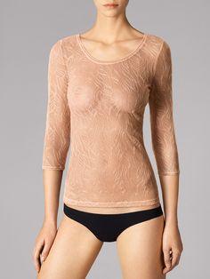 Leafage Pullover - Sommerlich, Leicht und Verführerisch transparent