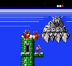 Rygar (NES) 1987.