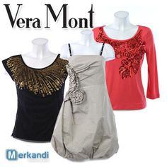 Wholesale of VERA MONT clothes for women