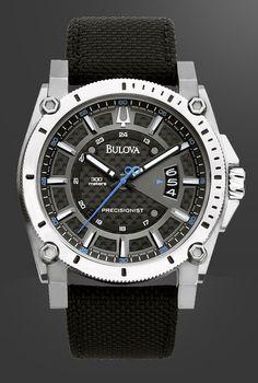 "Bulova: ""Precisionist"" Watch"