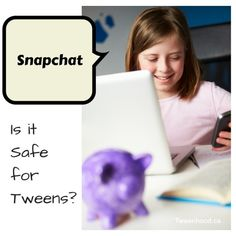 Is the wildly popular messaging app Snapchat safe for tweens? Find out what internet safety expert Rob Zidar has to say about this hot topic.