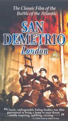 san Demetrio london Tv Times, Film Posters, Battle, Bring It On, San, London, Classic, Classical Music, Movie Posters