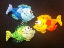 Felt Cartoon Character Ornaments On Pinterest Face Template Monsters Inc And Characters