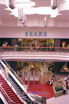 Sears at Northridge Mall, my first job Abandoned Malls, Abandoned Places, Shopping Malls, School Shopping, Northridge Mall, Dead Malls, Haha, Mall Stores, Architecture