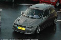 Opel Corsa 1.6i GSi