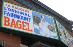 Fairmount Bagels - best in the world!