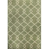 Found it at Wayfair - Norwalk Green/Ivory Area Rug