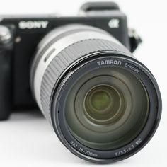 Nicht nur für die Reise: Tamron 18-200 mm F/3,5-6,3 Di III VC für Sony NEX im Test