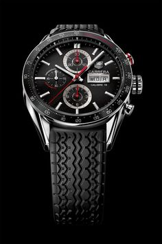 TAG Heuer Carrera Calibre 16 Chronograph Monaco Grand Prix#Repin By:Pinterest++ for iPad#