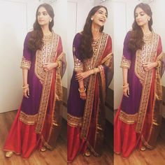 Sonam Kapoor Anuradha and jewels by Sunita Kapoor