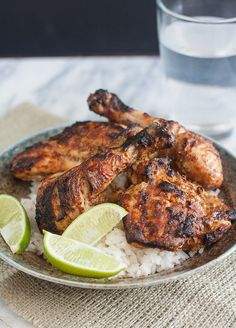 Easy Weeknight Tandoori Chicken by Tracey's Culinary Adventures