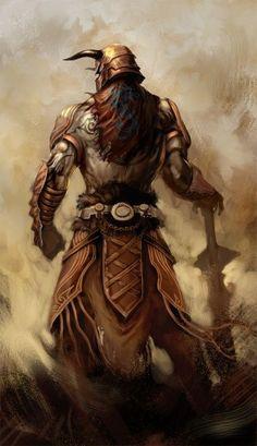 Výsledok vyhľadávania obrázkov pre dopyt back of a warrior
