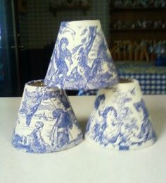 81 Best Blue White Lamps Shades Images Blue White