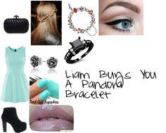 """""""Liam Buys You A Pandora Bracelet"""" by ashleyassanah ❤ liked on Polyvore"""