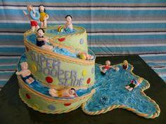 Water slide for Summer