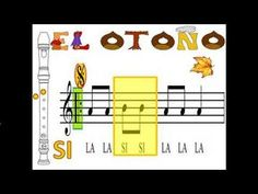 El otoño - YouTube Music For Kids, Music Class, Musicals, Music Instruments, Diagram, Reading, Videos, Piano, Opera