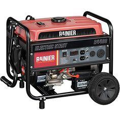 20+ RV Generator (The Best Option) - The Good Luck Duck Best Portable Generator, Gas Powered Generator, Portable Inverter Generator, Solar Generator, Transfer Switch, Rv Homes, Fuel Gas, Honda, Generators