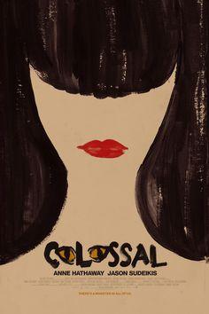 Nacho Vigalondo's Colossal (2017)