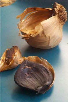 how to make black garlic uk