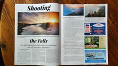I had an article in the Explore - Summer 2017 magazine insert in today's Niagara Gazette! #niagarafalls #igersbuffalo #s2s2s2dio #justsaytheword