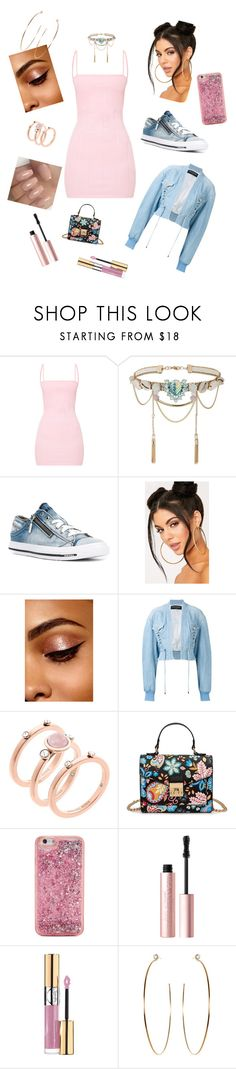 """Played Yourself"" by trinsanity ❤ liked on Polyvore featuring Miss Selfridge, Diesel, Balmain, Michael Kors, ban.do, Too Faced Cosmetics and Yves Saint Laurent"