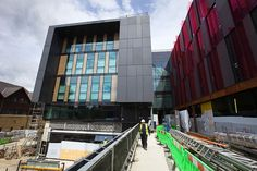 The new John Henry Brookes Building | Flickr - Photo Sharing!