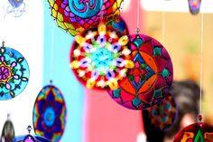 Colors of the wind (4) | Feira de Artesanato - Largo da Orde… | Flickr Dream Catcher, Colors, Home Decor, Fair Grounds, Craft, Diversity, Style, Dreamcatchers, Decoration Home
