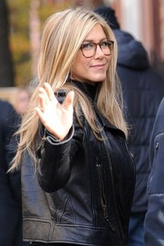 Basically, I love her style, her hair, her personality and outlook on life! Jennifer Aniston