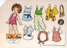 BABY *  The International Paper Doll Society by Arielle Gabriel for all paper doll and paper toy lovers. Mattel, DIsney, Betsy McCall, etc. Join me at ArtrA, #QuanYin5  Linked In QuanYin5 YouTube QuanYin5!