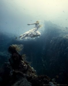 Underwater shipwreck #photoshoot in Bali – #behindthescenes Part 2 – Concept, Lighting and Postproduction secrets | Benjamin Von Wong #photography