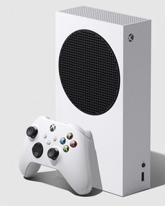 Xbox Series S render (confermed by Xbox)