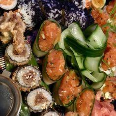 Tempura Sushi, Tuna, Fish, Meat, Atlantic Bluefin Tuna