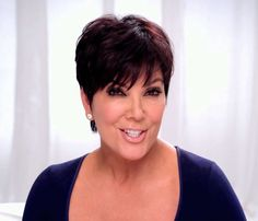 Kris Jenner Hairstyle Back View | Kris Jenner will be dipping her toe in yet another industry, by ...