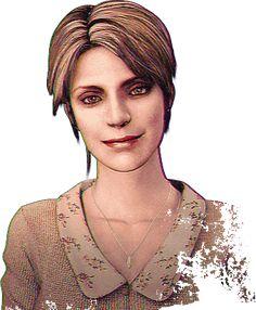 Mary Shepherd-Sunderland from the Pachislot Game